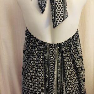 Elan Dresses - Elan Halter Maxi Dress NWT l9